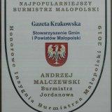 Logo konkursu burmistrz